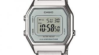 RELOJ CASIO LA-680WEA-7EF
