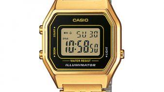 RELOJ CASIO LA-680WEGA-1ER