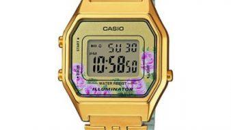 RELOJ CASIO LA-680WEGA-4C