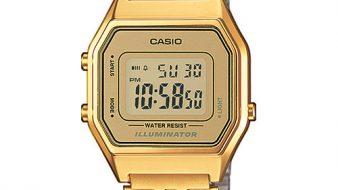 RELOJ CASIO LA680WEGA-9E
